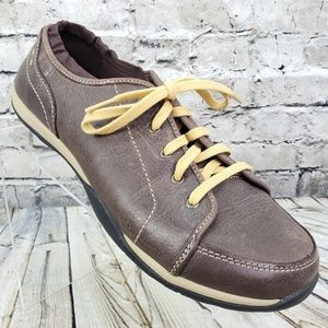 LL Bean Brown Casual Comfort Shoes Women's Size 11
